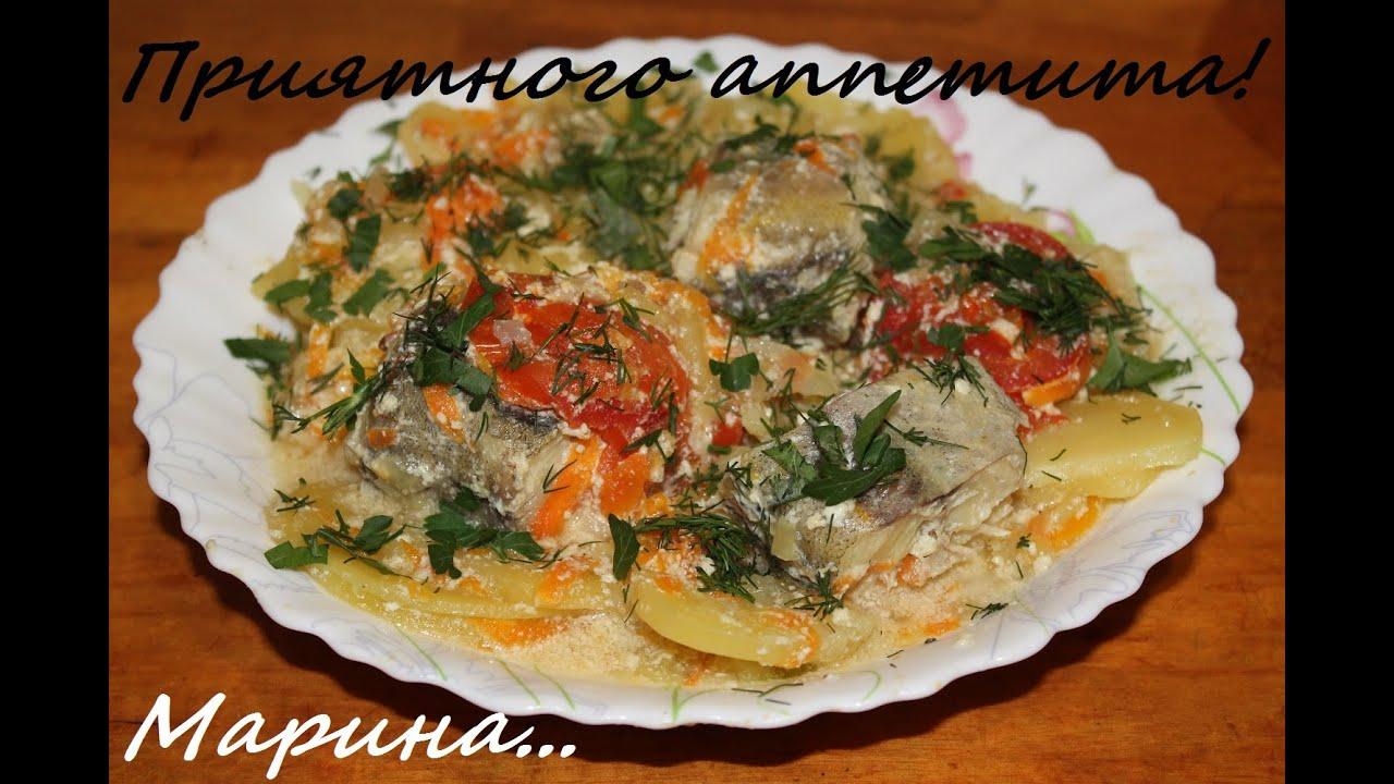 Вкусные рецепты из минтая