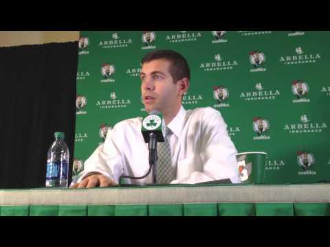 Brad Stevens proud of Celtics win for Marcus Smart