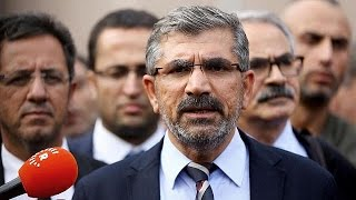 Diyarbakır Barosu Başkanı Tahir Elçi  Hayatını Kaybetti.