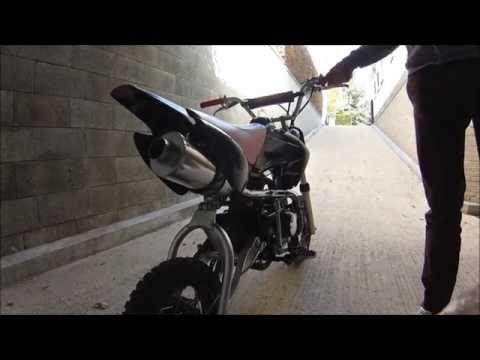 Pitbike 110cc