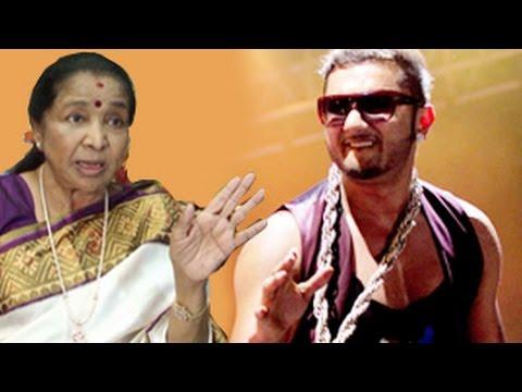 Download  Asha Bhosle SHOCKING Comment on Yo Yo Honey Singh's India's Raw Star Gratis, download lagu terbaru