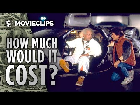 How Much Would It Cost: To Build The 'Back To The Future' Time Machine