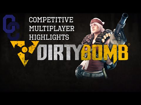 Dirty Bomb Competitive Match Highlights