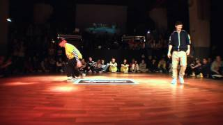 Finał Locking 1vs1 Batman vs Edwin | Enzym Crew 10th Anniversary