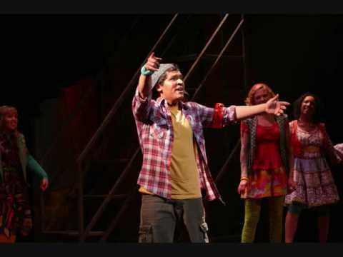 Jeffrey (Gabriel Lopez) - We Beseech Thee - Godspell - OSU 2009 Cast