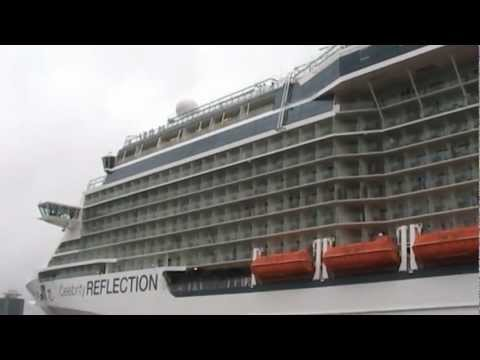 Celebrity Reflection first call amsterdam.