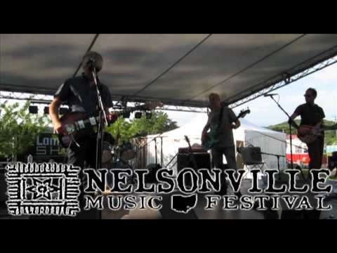 Lee Ranaldo Band at Nelsonville Music Festvial 2012