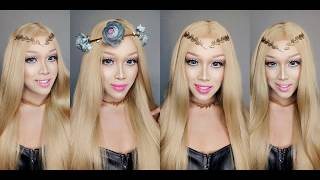 Keiv Torres - Barbie Makeup Transformation