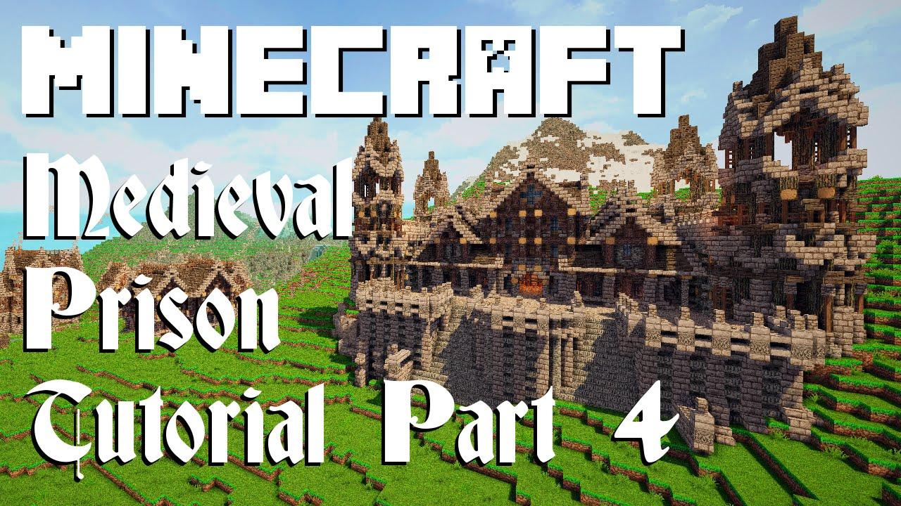 Minecraft Tutorial Medieval