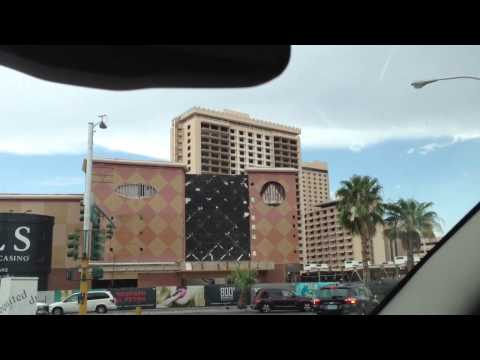 SLS HOTEL & CASINO UNDER CONSTRUCTION IN LAS VEGAS