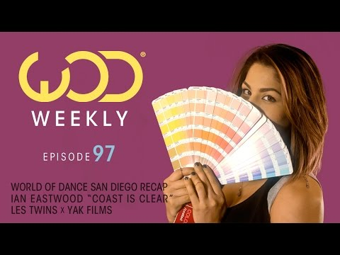 Chachi Gonzales | Les Twins |  Ian Eastwood | #wodsd | Kyle Hanagami | #wodweekly 97 video