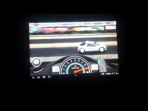 Drag racing tune RS200 lavel 4