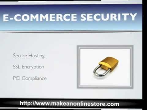 e commerce securities Whether your business is trading online or not, it is almost certainly affected by the e-commerce regulations which came into force in the uk in 2002 they cover more than just e-commerce the regulations, properly called the electronic commerce (ec directive) regulations 2002, implement the eu's.