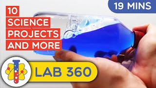 10 Science Projects for Elementary School Students by HooplaKidz Lab