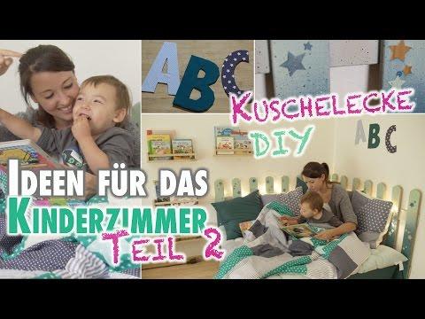 Vom Babyzimmer zum Kinderzimmer   DIY Kuschelecke   Roomtour   mamiblock