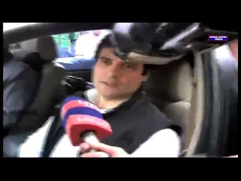 FUNNY: Watch how Rahul Gandhi interacts with media