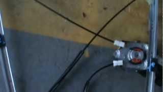 RENAULT LAGUNA 2 ELECTRIC WINDOW REGULATOR REPAIR KIT FRONT RIGHT