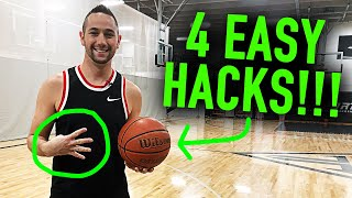 SCORING HACK: 4 Stupid Simple Ways to Score More Points | Basketball Scoring Tips