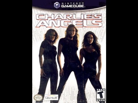 Charlie's Angels Video Game Review!