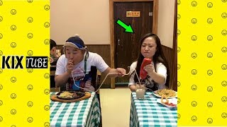 Watch keep laugh EP226 ● The funny moments 2018