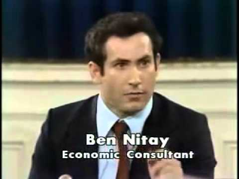 Young Benjamin Netanyahu Defends ONE State Solution!