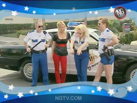Frisky business with RENO 911 and Carrie Keagan! uncensored