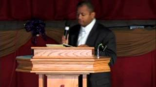 Marlow Parks - Upper Room Campmeeting 2011 - 03 - Country Living Part 3