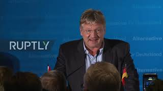 Germany: 'Mission accomplished' - AfD cheers result of Hessen regional election