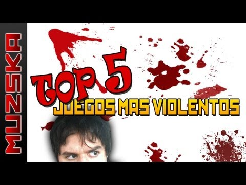 Si te preguntas cuales son los juegos mas violentos que se han creado, eres morbosillo o te apetece volver a jugar a alguno de ellos esta lista es para ti! Canal Secundario: http://www.youtube.com/...