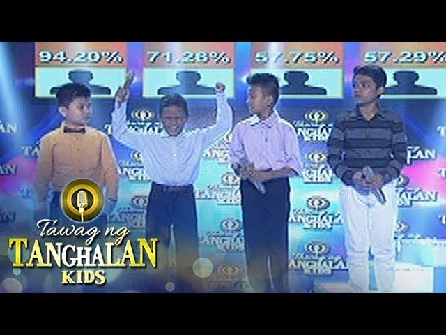 Tawag ng Tanghalan Kids: Francis Concepcion goes to the grand finals!