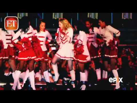 Madonna - Give Me All Your Luvin' (Official MDNA Tour Live - Epix HD)