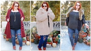 Plus Size Fall & Winter Outerwear | Fashion Focus