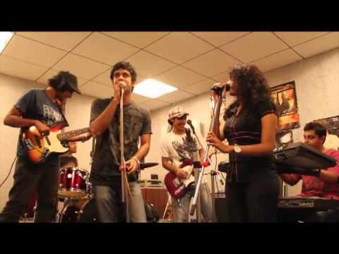 Chammak Challo Cover - SQS Project Band