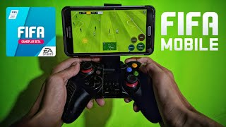 FIFA 19 Mobile with Gamepad Android Gameplay HD