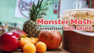 Monster Mash Mega Fermentation