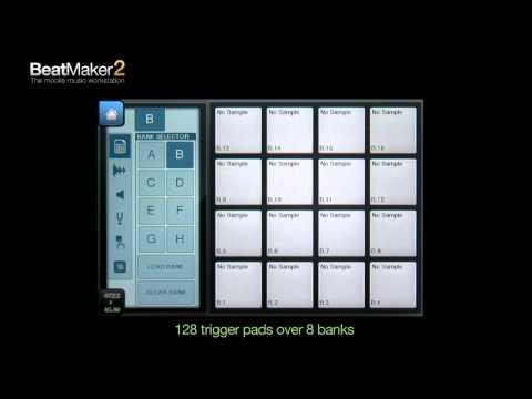 INTUA BeatMaker 2 - Official demo