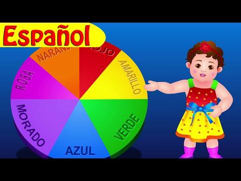 ¡La Canción de Los Colores! | Canciones infantiles en Español | ChuChu TV