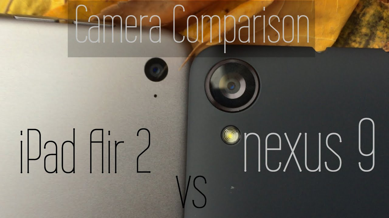 Comparison Game Game Camera Comparison