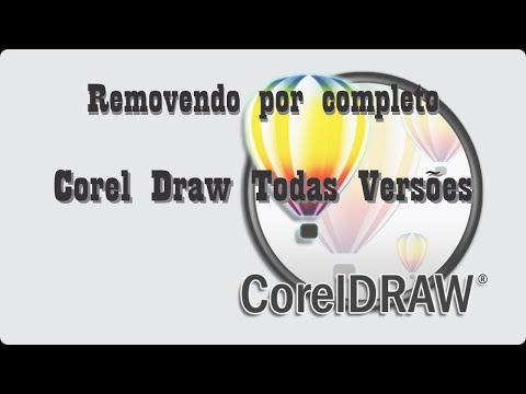 Remover Corel Draw Completamente, Remover Programas Completamente