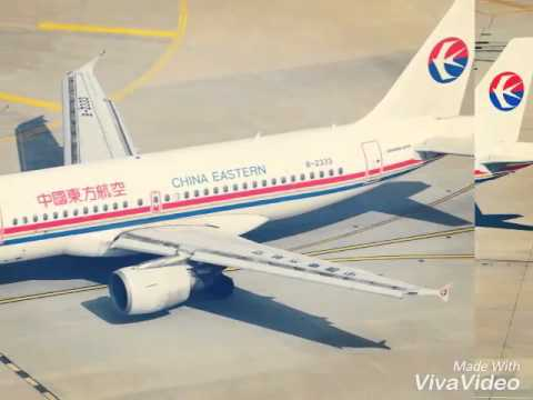 Tribute to Airlines: China Eastern Airlines
