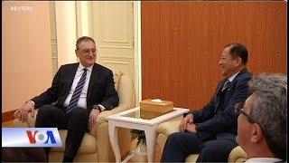 Thứ trưởng Ngoại giao Nga tới Triều Tiên họp tham vấn (VOA)