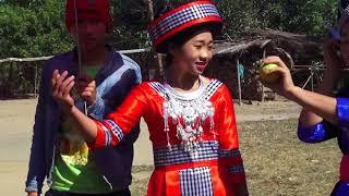 2017-18 Saib Hmoob Nplog Noj Peb Caug.  Hmong Lao New Year