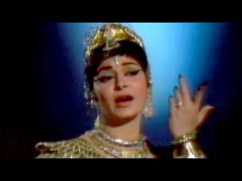 Jungle Mein More Naache - Lata Mangeshkar Waheeda Shatranj Song...