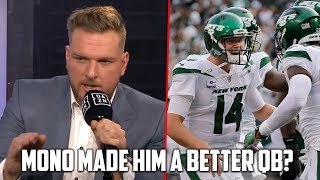 Did Mono Make Sam Darnold Better?
