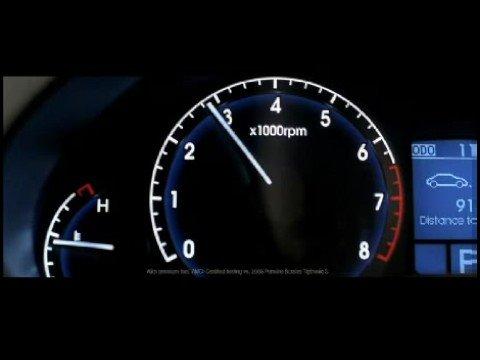 Hyundai Genesis: 0-100 km/h