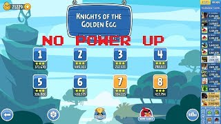 Angry Birds Friends Knights of the Golden Egg Tournament Week 322-A All Levels 1-6 July 19 2018