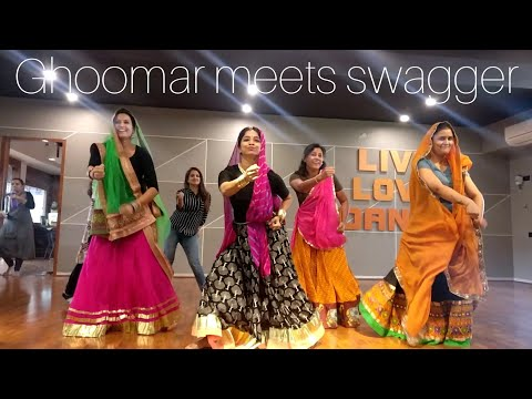 download lagu Ghoomar Meets Swagger Crazy Time Just For Fun Zumba gratis