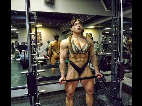 Female Bodybuilding-WorkOut  Nataliya Truhina