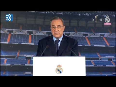 Florentino Pérez destituye a Carlo Ancelotti como entrenador del Real Madrid