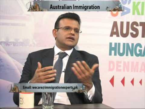 Mr  Rizwan Ul Haque Australian immigration consultant mara agent Part 1